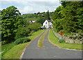 SE0425 : Elbow Lane off Birch Lane, Warley by Humphrey Bolton