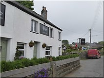 SX5857 : The Treby Arms, Sparkwell by David Smith