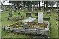 SU5129 : War Grave on the Vault by Bill Nicholls