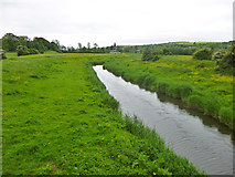 TQ5203 : River Cuckmere downstream of Long Bridge by Robin Webster