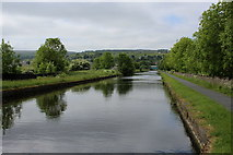 SD8432 : Leeds Liverpool Canal in Burnley (1) by Chris Heaton