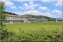 SH5639 : Ysgol Eifionydd by Richard Hoare