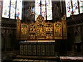 SK1109 : Lichfield Cathedral: Lady Chapel altar by Stephen Craven