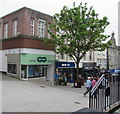 SW6942 : Specsavers Redruth by Jaggery