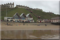 NZ6621 : Saltburn Seafront by Mark Anderson