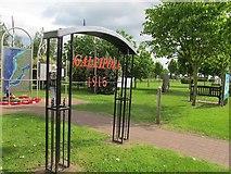 SK1814 : National Memorial Arboretum: Gallipoli 1915 by Stephen Craven