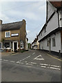 TM0855 : Bridge Street, Needham Market by Adrian Cable