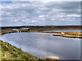 SD9620 : Lighthazzles Reservoir by David Dixon