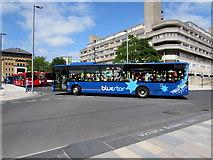 SU4112 : Bluestar bus in Southampton by Jaggery