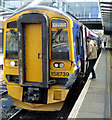 NT2373 : Scotrail makeshift repair by Thomas Nugent