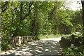 SS2708 : Bridge over Lamberal Water by Derek Harper
