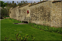 SS8872 : Dunraven Walled Garden by Stephen McKay