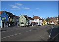 TG0738 : Market Place, Holt by Hugh Venables