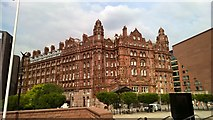 SJ8397 : Midland Hotel by Chris Morgan