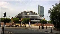 SJ8397 : Manchester Central Exhibition Centre by Chris Morgan