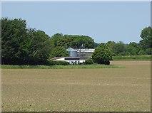SU1070 : Farm buildings at Rutlands Farm by Oliver Dixon