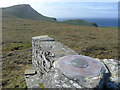 HT9640 : West to Soberlie from Alasdair and Betty's Seat, Foula by Julian Paren