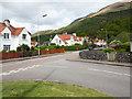 NN1862 : Houses along Lochaber Road by Trevor Littlewood
