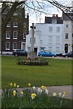 TQ1977 : War Memorial, Kew Green by N Chadwick