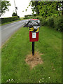 TL9760 : Clopton Green Postbox by Adrian Cable