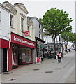 SW6942 : British Heart Foundation charity shop in Redruth by Jaggery