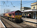 TL5479 : A Class 66 at Ely by John Sutton