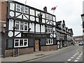 SJ6734 : Market Drayton: Tudor Bar and Sandbrook Vaults by Jonathan Hutchins