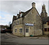 SO8700 : Henry's Coffee House, Minchinhampton by Jaggery