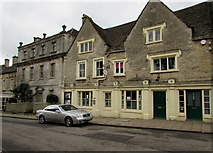 SO8700 : Minchinhampton Cotswold Club by Jaggery