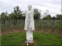 SK1814 : Herbert Francis BURDEN by Alf Beard