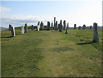 NB2133 : The Calanais / Callanish Stones by M J Richardson