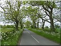 NZ0874 : B6309, Black Heddon by Richard Webb