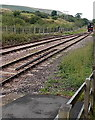 SO2508 : Webb Coal Tank 1054 at points west of  Blaenavon (High Level) station  by Jaggery