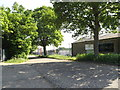 TL8683 : Station Lane, Thetford by Adrian Cable