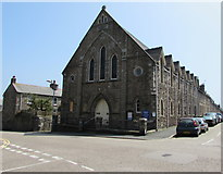 SW4730 : High Street Methodist Church, Penzance by Jaggery