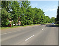 TL8783 : A1066 Hurth Way, Thetford by Adrian Cable