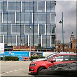 SJ8989 : Stockport Exchange Phase 2 by Gerald England