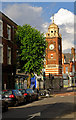 TQ3088 : Clock tower, Crouch End by Julian Osley