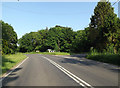 TL9282 : A1066 Thetford Road, Rushford by Adrian Cable