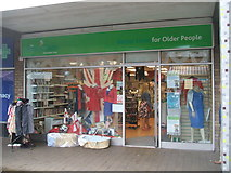 SJ9400 : The ExtraCare Charitable Trust shop by John M