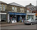 ST4770 : Samuel Bird TV shop in Nailsea by Jaggery