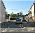 H8745 : St Patrick's Cathedral (Roman Catholic) viewed from Callan Road by Eric Jones