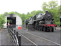 NZ8204 : Awaiting overhaul at Grosmont by Gareth James