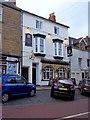 NU1813 : The Market Tavern, Alnwick by Len Williams