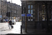 NT2674 : Leith Walk and McDonald Road by Richard Webb