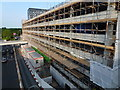 TQ2741 : Car park refurbishment at the North Terminal - Gatwick Airport by Richard Humphrey