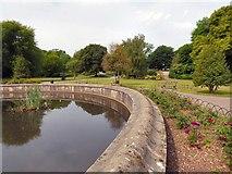SJ9090 : Vernon Park by Gerald England