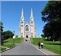 H8745 : St Patrick's Roman Catholic Cathedral by Eric Jones