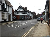 SU7682 : Friday Street, Henley-on-Thames by David Gearing