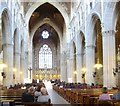 H8745 : The interior of St Patrick's Catholic Cathedral by Eric Jones